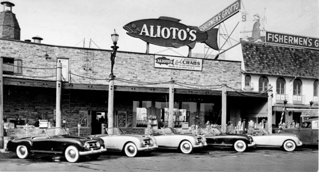 vintage alioto photo